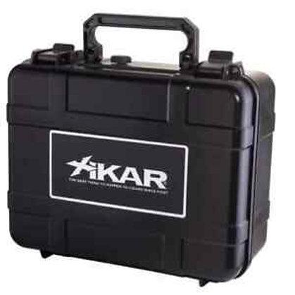 XIKAR Travel Humidor 20 CT BLACK