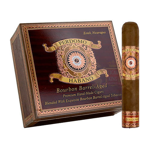 Perdomo B.B.A. Sun-Grown ROBUSTO