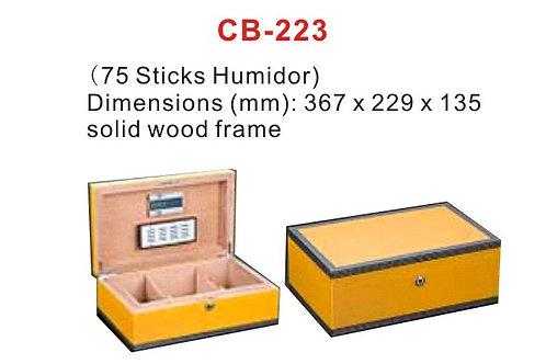 HUMIDOR SIKARLAN CB223