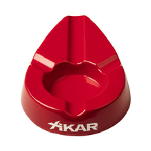 XIKAR DROP ASHTRAY RED