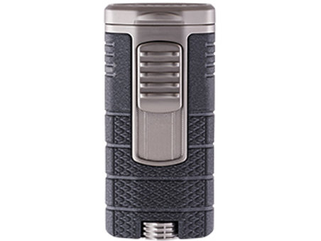 XIKAR Tactical Lighter BLACK-GUNMETAL