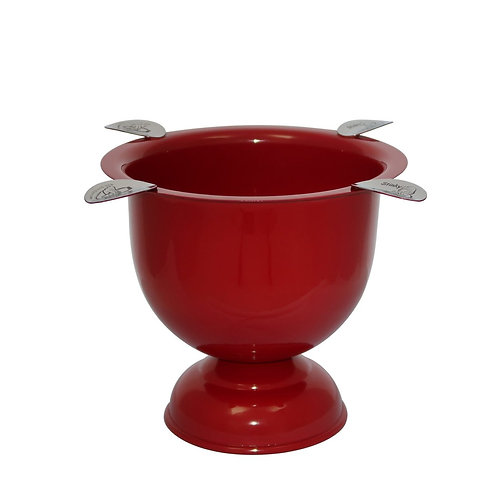 STINKY Cigar Ashtray FIRE ENGINE RED