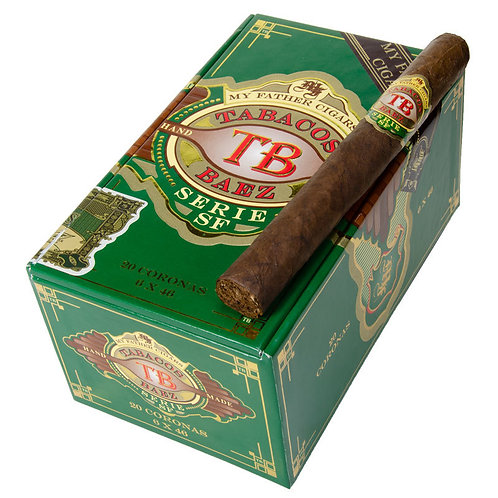 Tabacos Baez Serie S.F. CORONAS