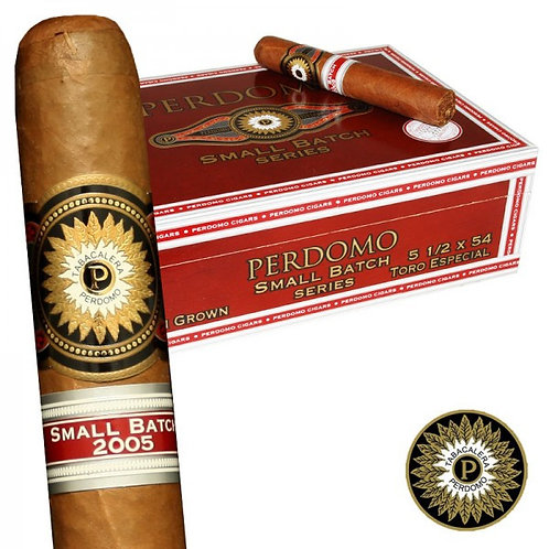 Perdomo Small Batch Sun Grown TORO