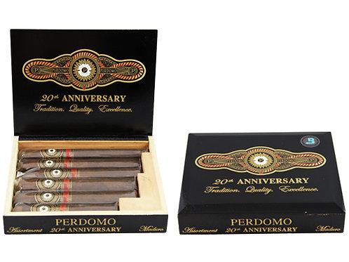 Perdomo 20th Anniversary Maduro Sampler Box 5 cigars