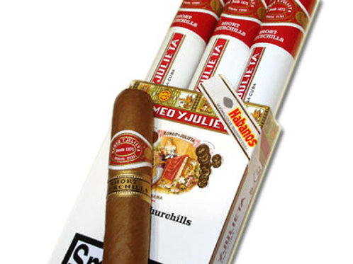 Romeo y Julieta Short Churchill Tubed
