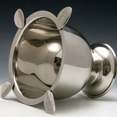 STINKY Cigar Ashtray STAINLESS STEEL
