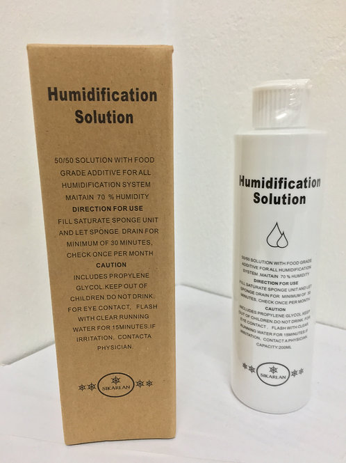 HUMIDIFICATION SOLUTION SK5050