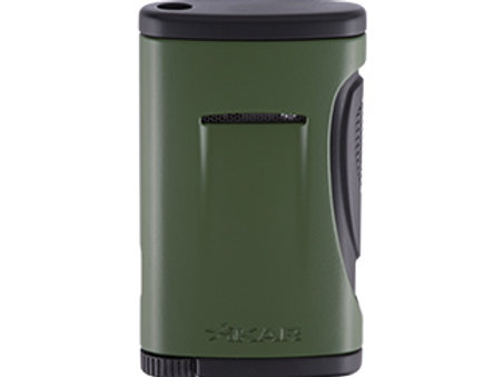 XIKAR XIDRIS LIGHTER GREEN