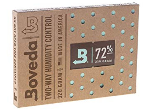 BOVEDA 72 % 320 gram 2-WAY HUMIDITY CONTROL