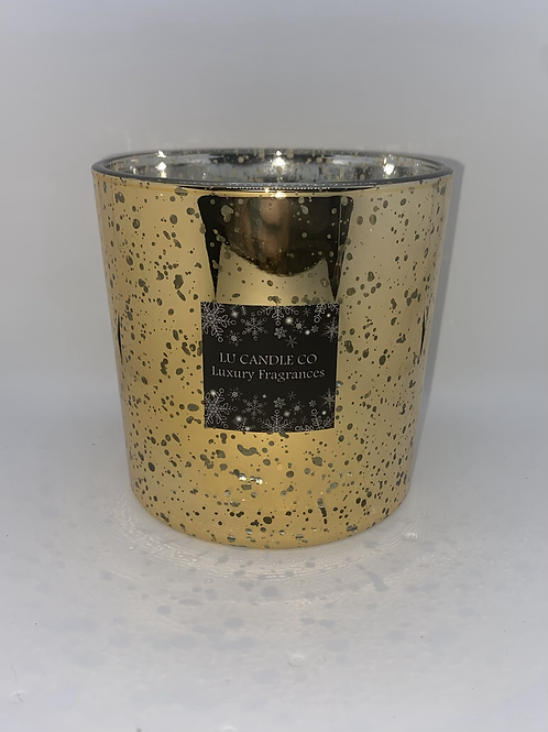 XXL Crackle Candle