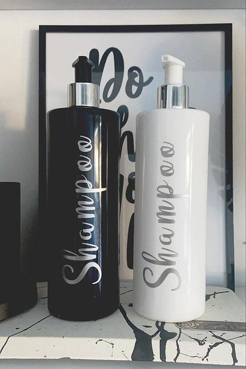 Bathroom Bottles