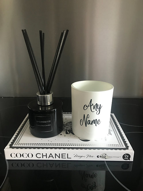 30cl Personalised Candle