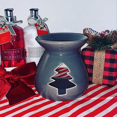 Christmas Ceramic Burner
