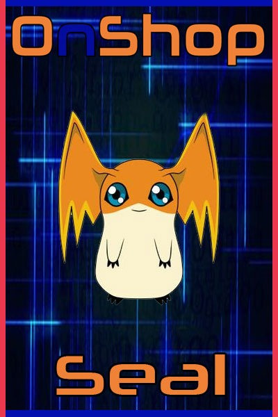 Patamon Seal
