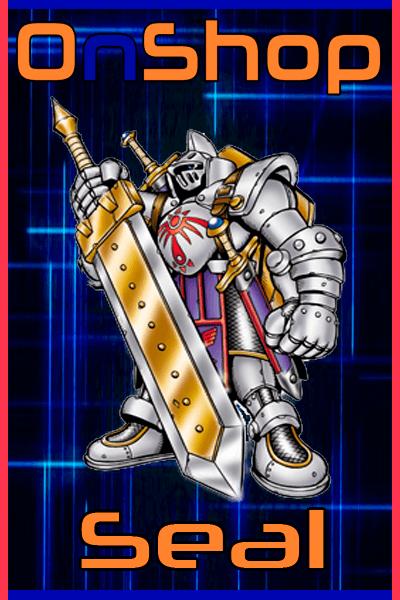 Knightmon Seal