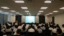 6月20日&23日プルデンシャル生命保険(株)さんでマタハラ&パタハラ防止研修を実施しました。