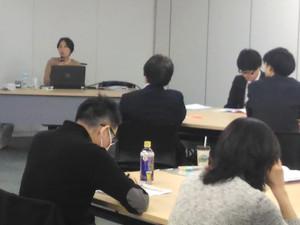 (株)労務行政主催 マタハラ防止セミナーを行いました。