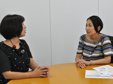 大臣訪問で話題の子連れ出勤、わたしも1年半前にモーハウスさんを取材しました。