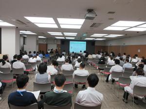 自治医科大学でマタハラ防止講演をしました。