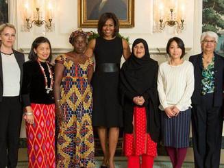 米-国務省「国際勇気ある女性賞」日本人として初受賞