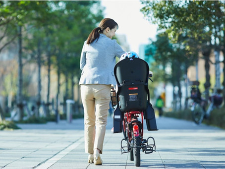 Yahoo!ニュース配信「保育園の兄弟別園問題。臨月のお腹を抱えて自転車3人乗り、3度目の転園申請も叶わず仕事復帰に不安」