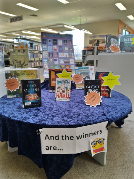 CBCA Book of the Year Awards