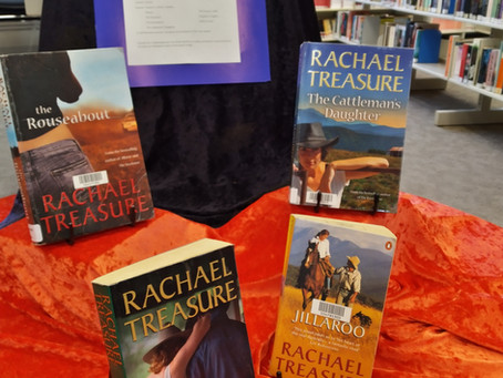 Author Profile: Rachael Treasure