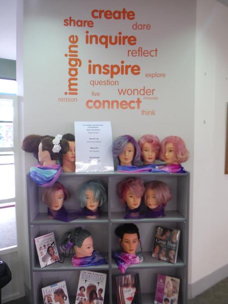 TriCollege Hairdressing  Challenge