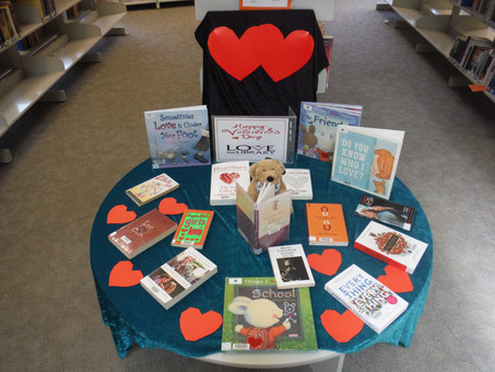 Happy Library Lovers Day 14/2/18