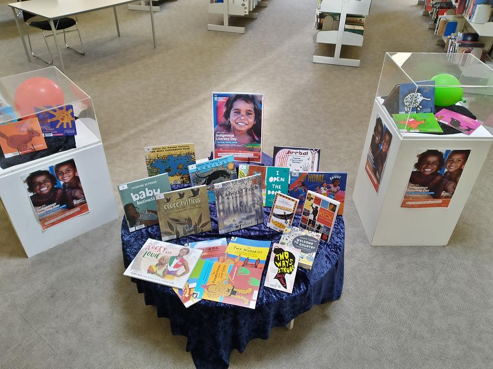 Celebrating Language and Literacy.