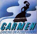 photograph of the front cover of Carmen] - the flamenco rock band's - second album