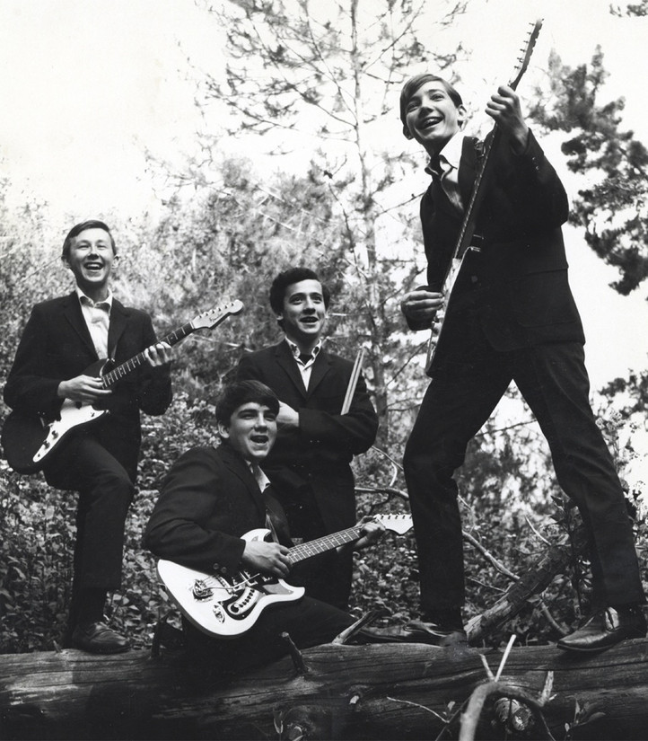 The Offbeats! 1963 - 1965