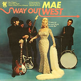 photograph of my band on the Mae West album