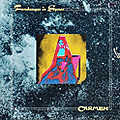 photograph of front cover of Carmen - the flamenco rock band's- first album
