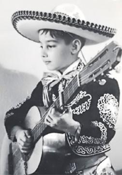In Guanajuato. 1954 -1955
