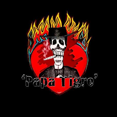 Papa Tigre! logo image