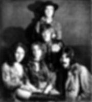 publicity photo of Carmen|the flamenco rock band