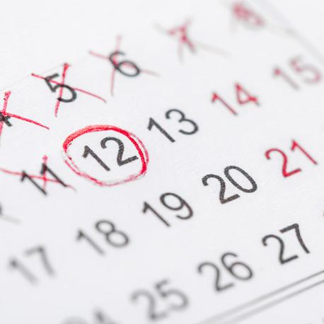 When should I start taking ovulation tests?