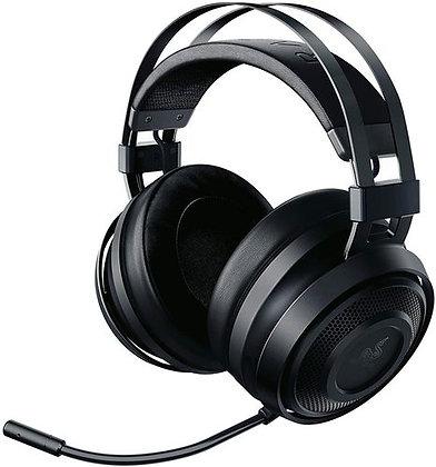 אוזניות גיימינג אלחוטיות Razer Nari Essential Black