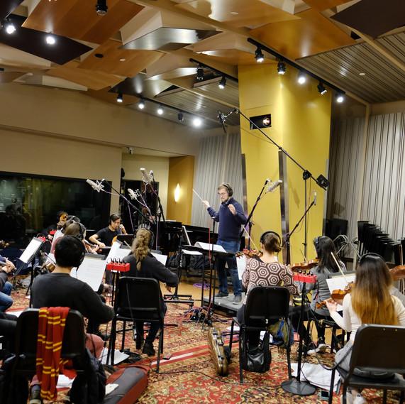 Recording Session @ Berklee