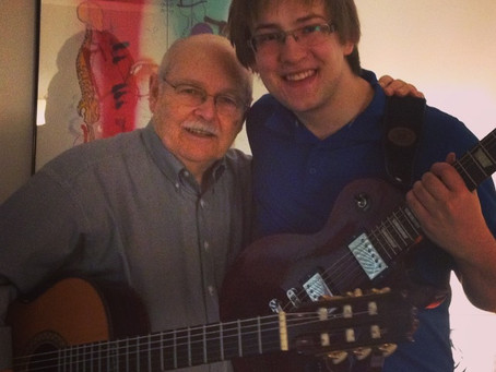 John Knowles a Friendly Master of the Guitar - Ben Knorr