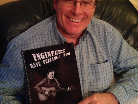 Engineers Have Feelings Too - A Collection of Ron Davison's Original Songs Transcribed by Ben Knorr