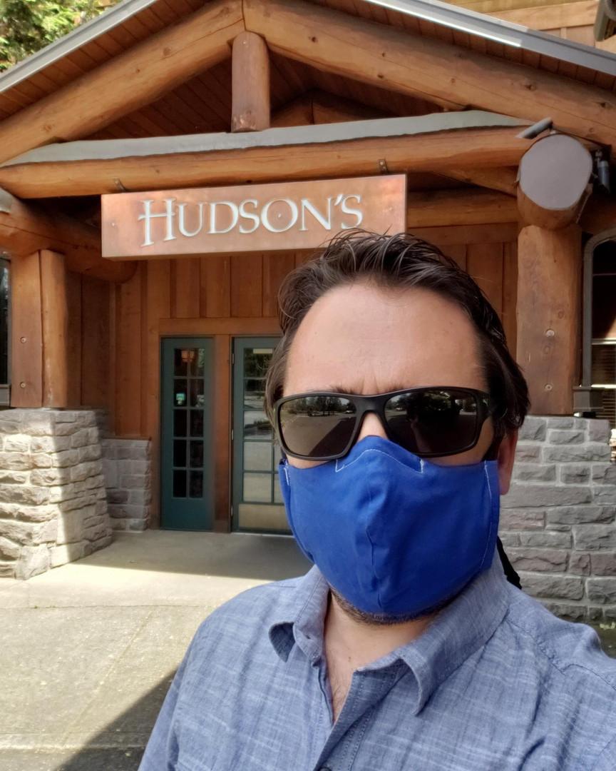 Paul at Hudson's