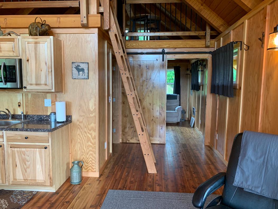 Cabin Suite interior