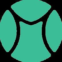 Ball logo - mountain park