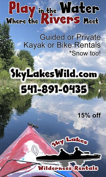 Sky Lakes promo for Resort