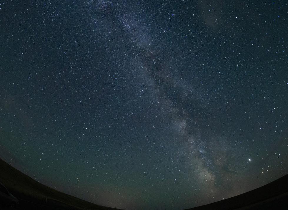 Stars in Boardman Oregon