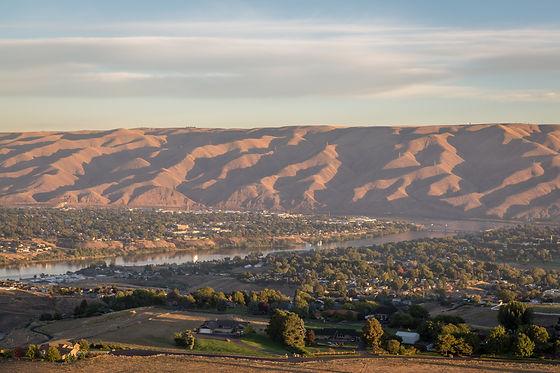 Lewiston, ID valley