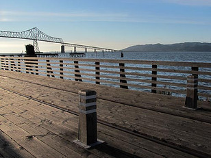 Astoria Oregon Riverwalk